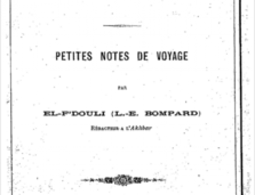 La recette de la Paella Bruta en 1883