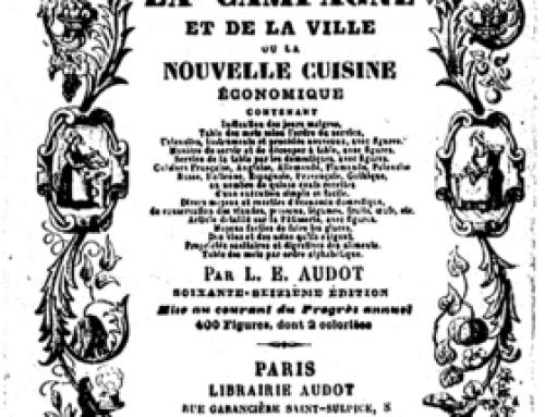 Recette de Paella Mixte de 1878