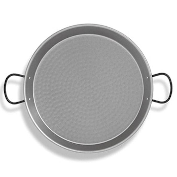 bible de la paella poele pour la paella en acier poli