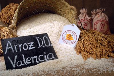 L'A.O.C. du riz de la paella de Valencia