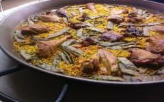 Définition de la paella Valenciana originelle