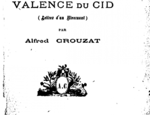 Une Paella Mixte de 1890