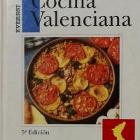 """Livre sur la Paella """"Cocina Valencian"""" de Lorenzo Millo"""
