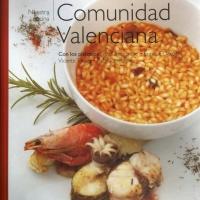 """Livre sur la Paella """"Nuestra Cocina Comunidad Valenciana"""""""