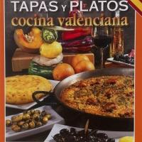 """Livre sur la Paella """"Tapas y platos de la cocina Valenciana"""""""