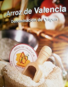 Riz pour la paella de Valencia