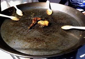 Paella Valenciana finie sans en laisser un grain au fond