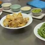 Una buena preparación de sus ingredientes para una paella