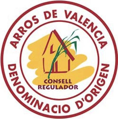 Logo de l'A.O.C. du riz de la paella de Valencia