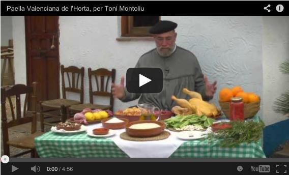 Magnifique vidéo de recette de Paella !