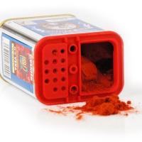 Pimenton le piment doux en boite Chiquilin ouverte