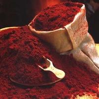 Pimenton le piment doux en poudre