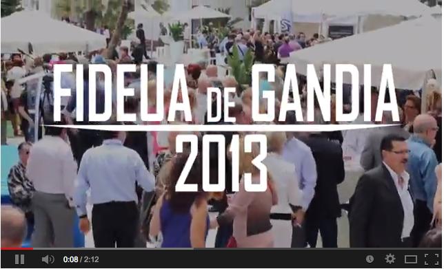 Concours de Fideuà 2013
