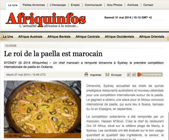 Un marocain qualifié…