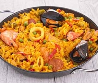 Recipe of the mixed or royal paella