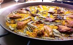 Recette de la paella originale authentique vrai valenciana