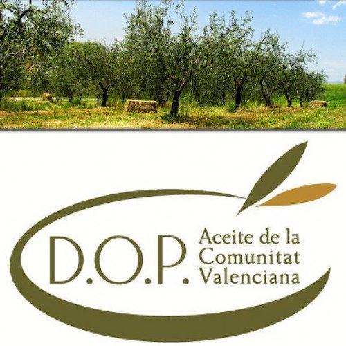 Logo A.O.C. Aceite Huille Valencia