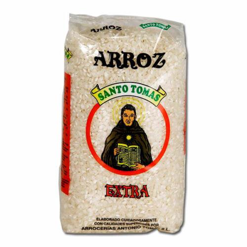 La bible de la paella riz rond extra 1kg de la albufera de valencia marque santo tomas